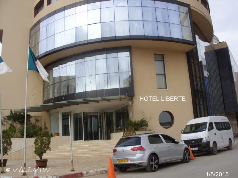 hotel liberté oran